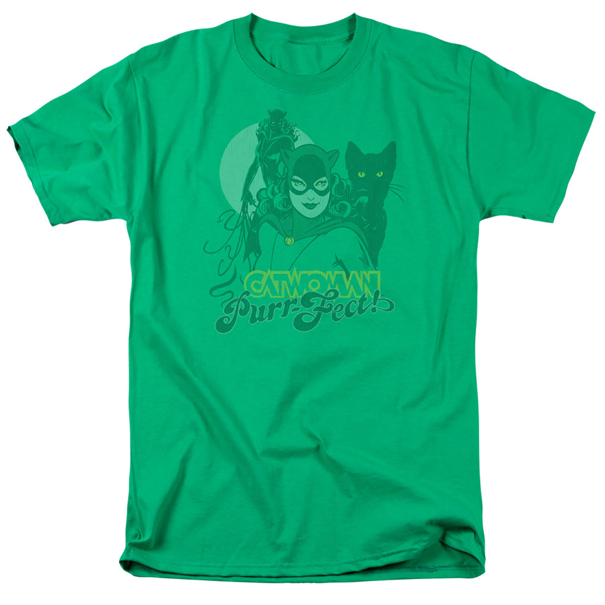 Catwoman Purrfect DC T-Shirt