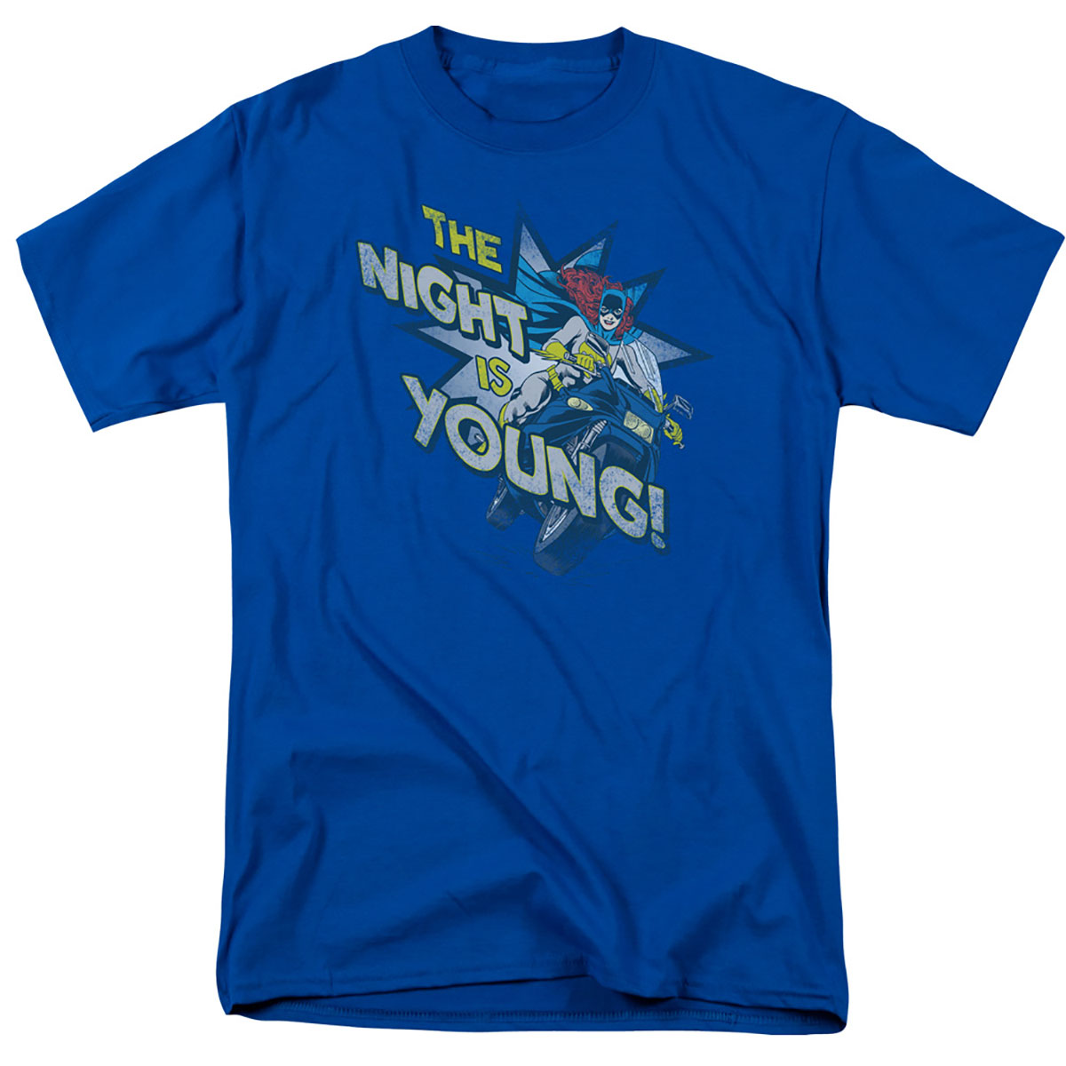 Batgirl The Night Is Young DC T-Shirt