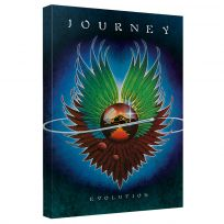 Journey Evolution Album Cover Home Art Canvas