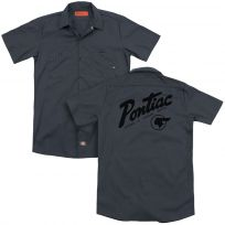 Pontiac GM Division Work Shirt