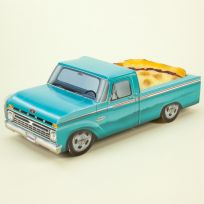 Classic Cruisers ® Teal 66 Ford Truck Carton