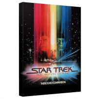 Star Trek The Motion Picture Movie Art Canvas