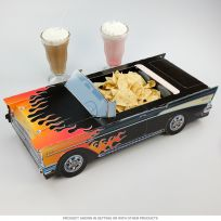 1957 Chevrolet Bel Air Hot Rod XL Classic Cruiser Table Centerpiece