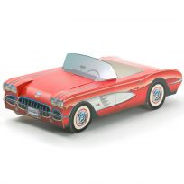 Classic Cruisers ® 58 Chevy Corvette Carton