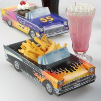 Classic Cruisers ® 57 Chevy Hot Rod Carton