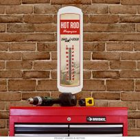 Hot Rod Magazine 60th Anniversary Thermometer
