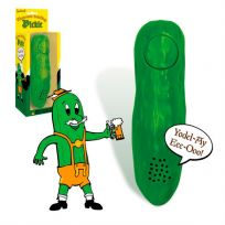 Yodeling Pickle Electronic Gag Gift Singing Toy from Accoutrements