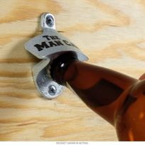 Man Cave STARR X Wall Mounted Bottle Opener_D