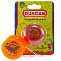 Duncan Butterfly and Imperial Classic Yo-Yo Set