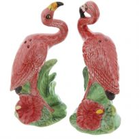 Pink Flamingo Salt and Pepper Shakers_D