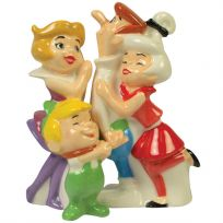 Jetsons Family Salt and Pepper Shakers_D