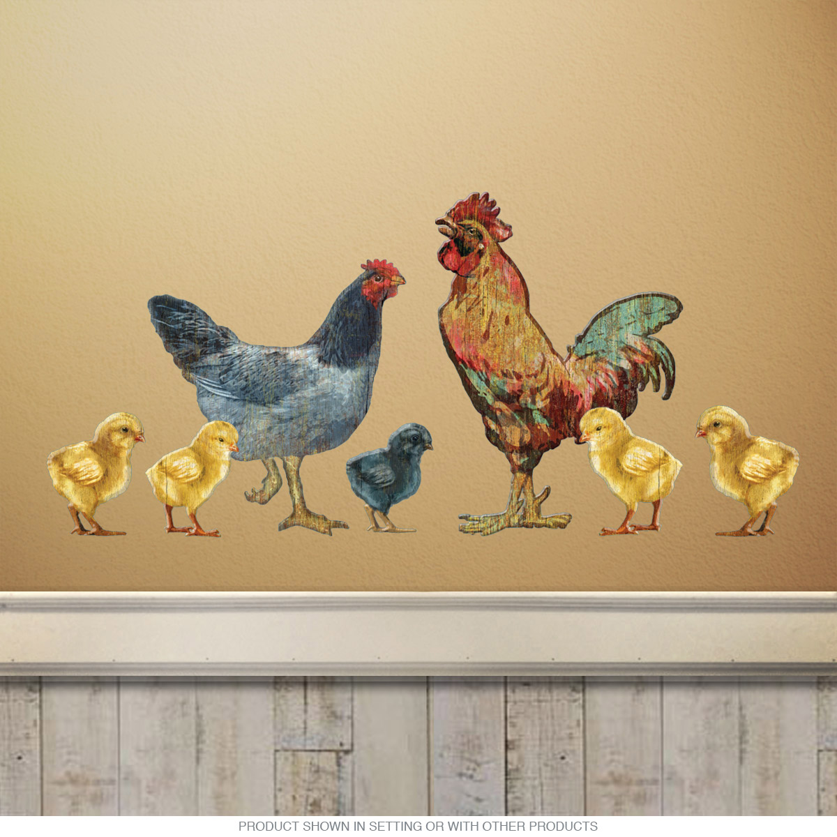 Amazing Chicken Wall Art Photos - Art & Wall Decor - hecatalog.info