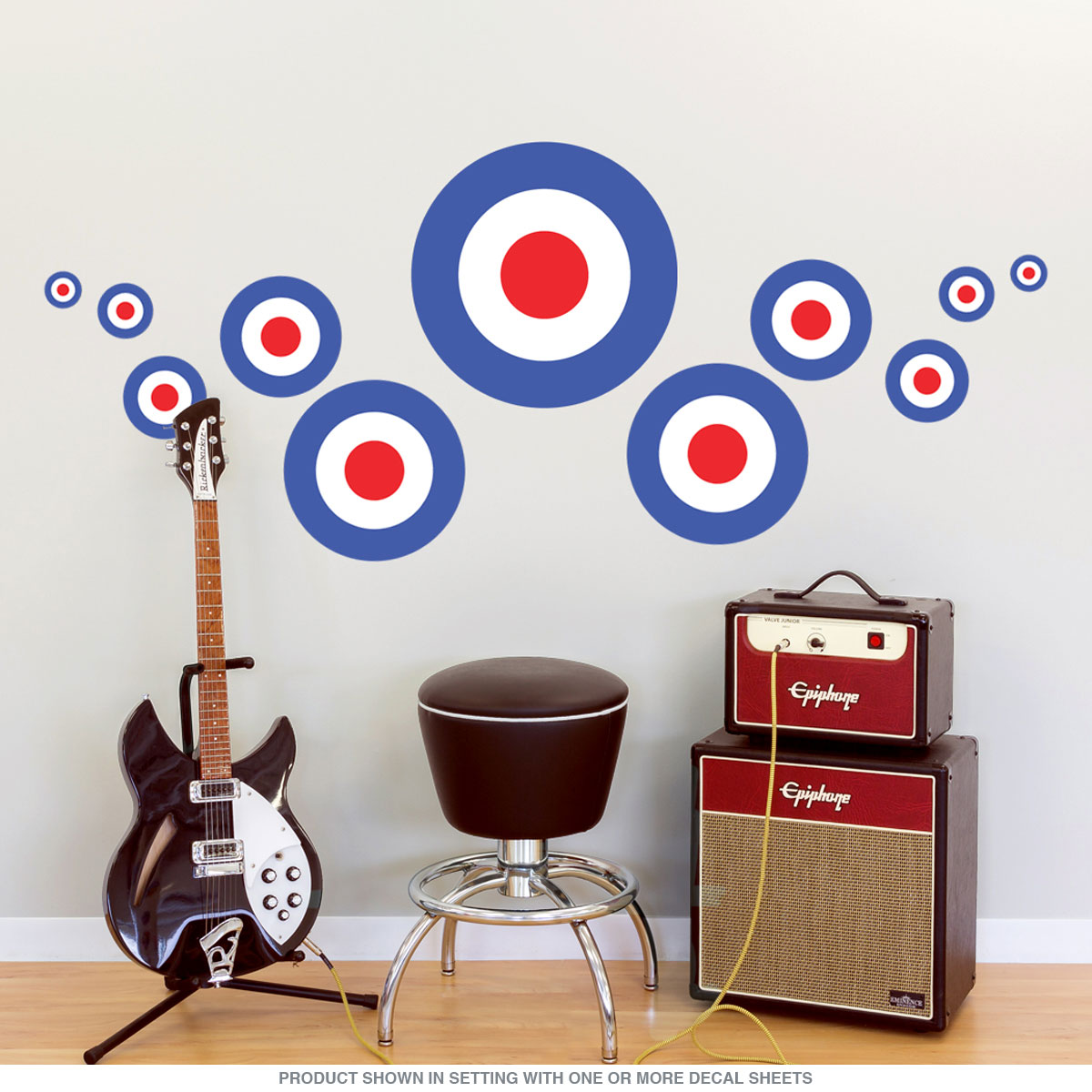 Wonderful ... Target Wall Decal Sheet Of 12. Zoom