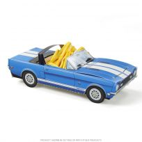 Classic Cruisers ® Blue 67 Ford Shelby Cobra GT-500