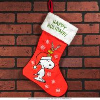 Peanuts Snoopy Light-Up Christmas Stocking_D