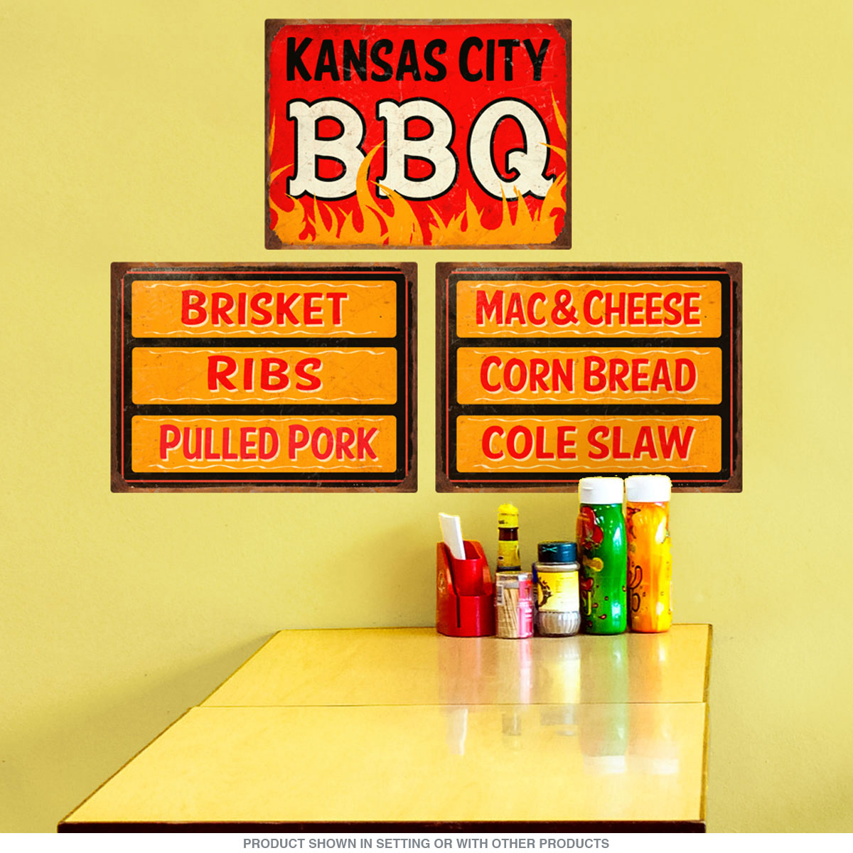 Magnificent Bbq Wall Decor Gallery - The Wall Art Decorations ...