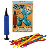Balloon Animal Modeling Kit With Pump_D