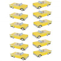 Classic Cruisers ® 12 Pack 57 Chevy Cartons