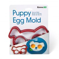 Puppy Dog Breakfast Food Fried Egg Mold _D