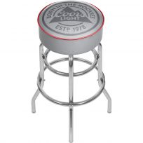 Coors Light Beer Born in Rockies Bar Stool with