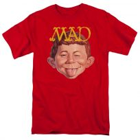 Mad Magazine Alfred Absolutely Mad Color T-Shirt