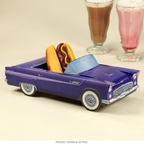 Classic Cruisers ® 55 Ford Thunderbird Carton Purple