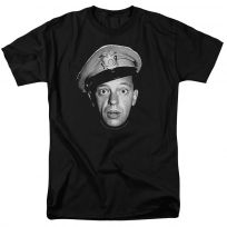 Andy Griffith Show Barney Head T-Shirt