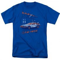 Back To The Future Ligtning Strikes T-Shirt