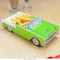 Classic Cruisers ® 55 Chevy Bel Air Carton Lime Green